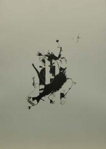 Nezmar, 2009, 59x42cm, Litografie Náklad 10