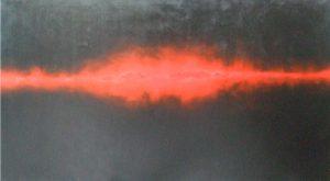 Proplid, 2012, olej na plátně, 110x200cm
