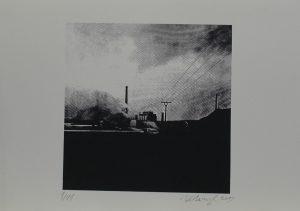 Kaolinka, 2013, 25,5x36cm, Sítotisk Náklad 11